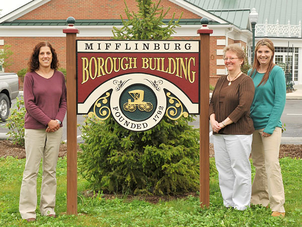 Borough Office Staff